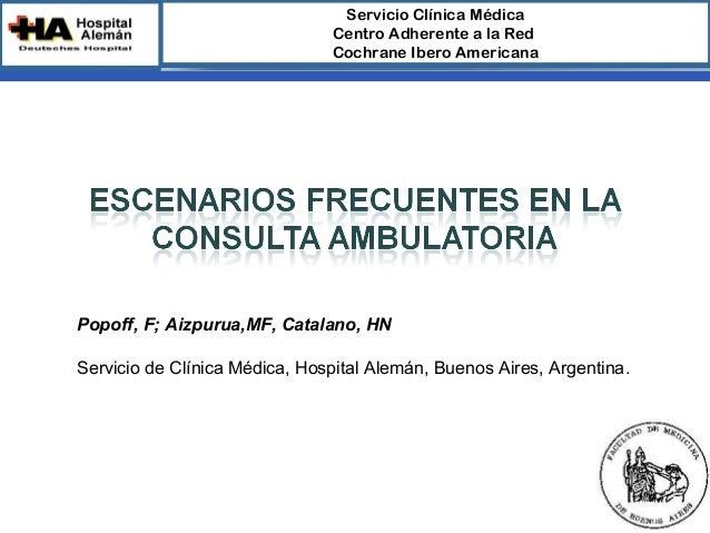 ServicioClínicaMédica                               CentroAdherentealaRed                               CochraneIb...