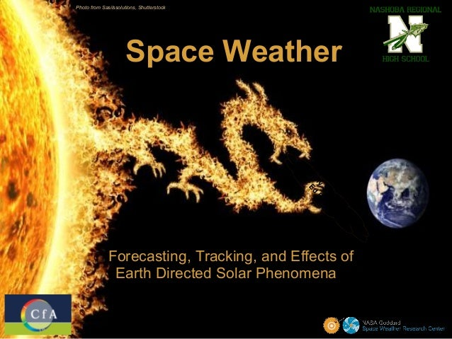 Space Weather Forecasting, Tracking, and Effects of Earth Directed Solar Phenomena Photo from Sasilssolutions, Shutterstock