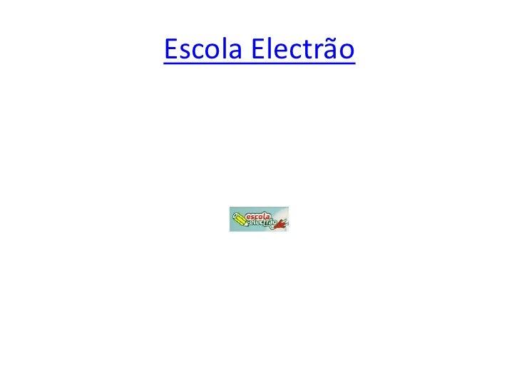 Escola Electrão