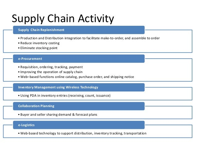supply chain of electronic industry The results of idc manufacturing insight's annual supply chain survey of the  electronics industry are out, and the firm has found four top trends.
