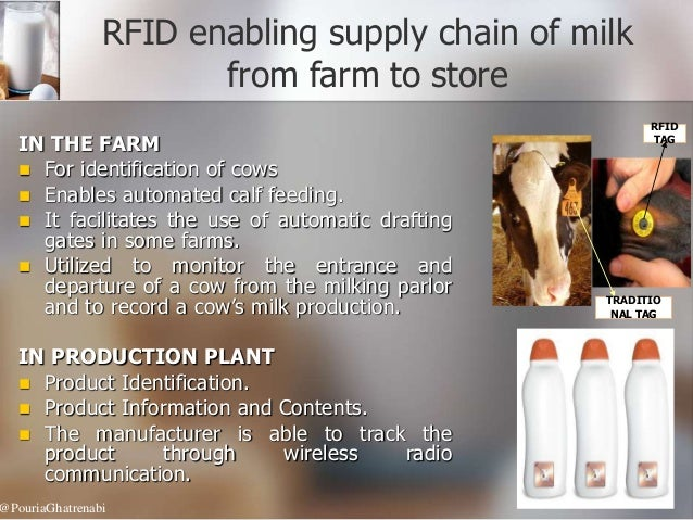 Improvement in Supply Chain Management with RFID Case ...