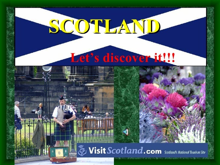 SCOTLAND Let's discover it!!!