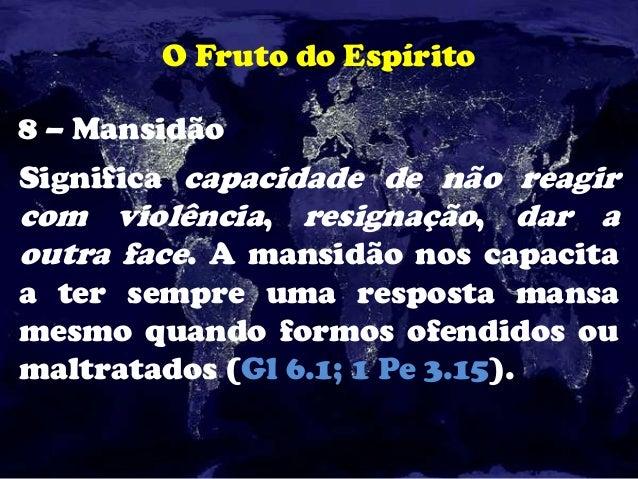 Muitas vezes Escola de Profetas - A Autoridade do Fruto do Espírito FG51