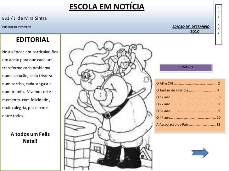 ESCOLA EM NOTÍCIA                                                    5                                                    ...