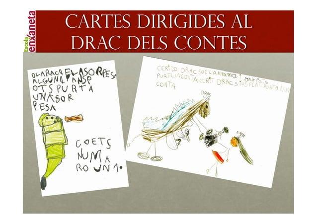 !    CARTES DIRIGIDES AL    DRAC DELS CONTES
