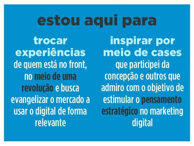 Escola São Paulo Marketing Digital abr/2013 Slide 3