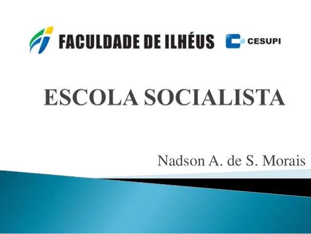Nadson A. de S. Morais