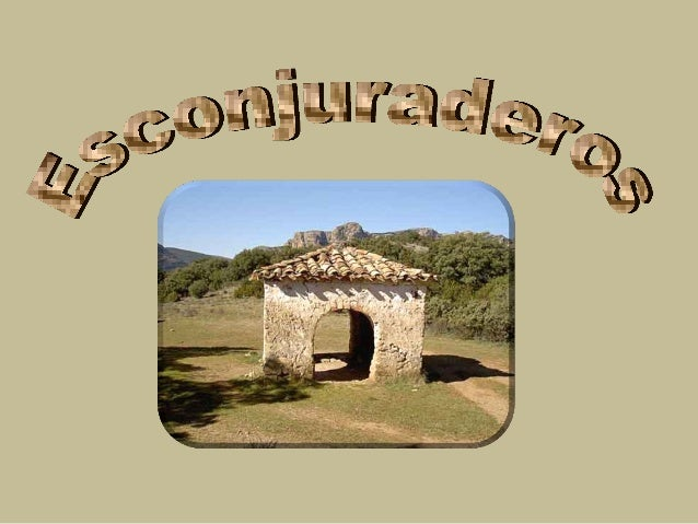 Los esconjuraderos son pequeñas construcciones de origen medieval típicas del Pirineo, sobre todo del Pirineo aragonés, au...