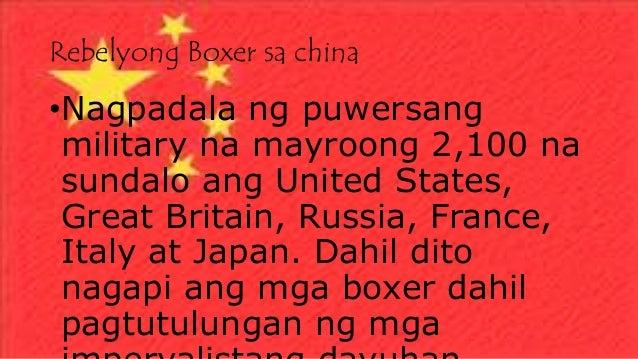 rebelyong boxer Rebelyong sepoy digmaang lapu lapu - magellan  rebelyong taiping rebelyong boxer posted by sayriin dela rosa at.