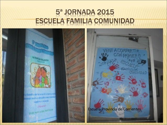 Escuela Provincia de Corrientes