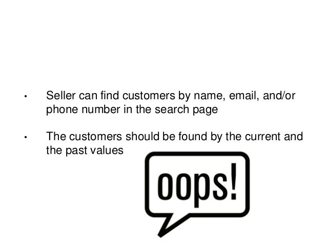• If no new customers are available on the home page, it should display customers in the NotInterested status, if it was s...