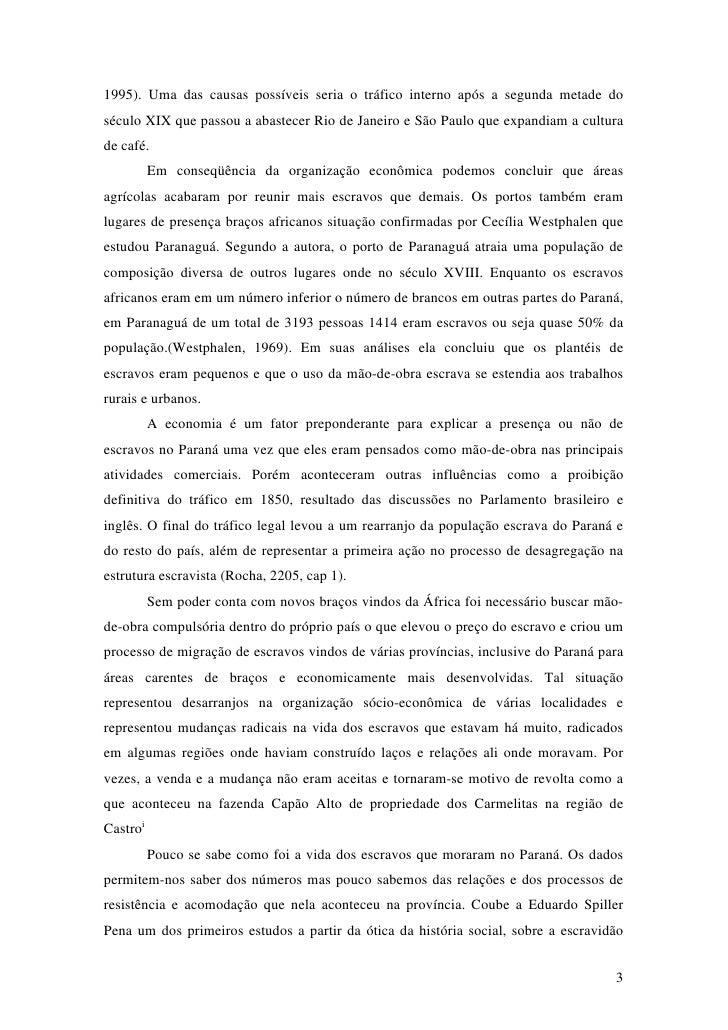 Escravos E Libertos No Paraná 5fc65547df1