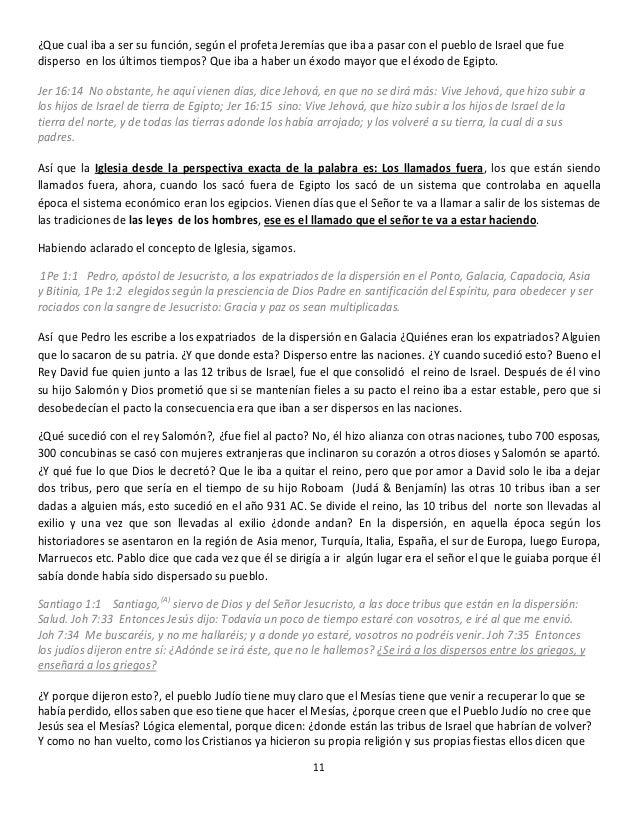 Escrito De Seminario De Galatas Blanco Y Negro
