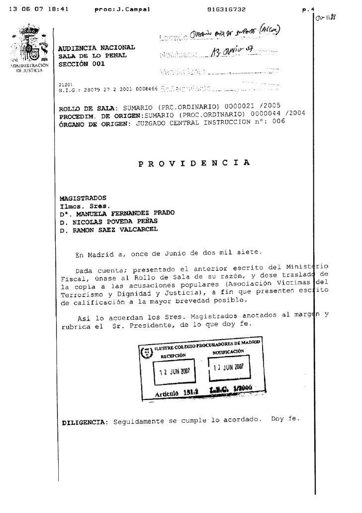 ,UDIEblCIA NACIONAL                     UDE LO PENAL .~DLIIWIS'I'MCION   XCCION O01    I)E JUSTICIA                       ...