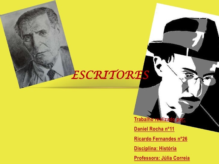Trabalho realizado por:<br />Daniel Rocha nº11<br />Ricardo Fernandes nº26<br />Disciplina: História<br />Professora: Júli...