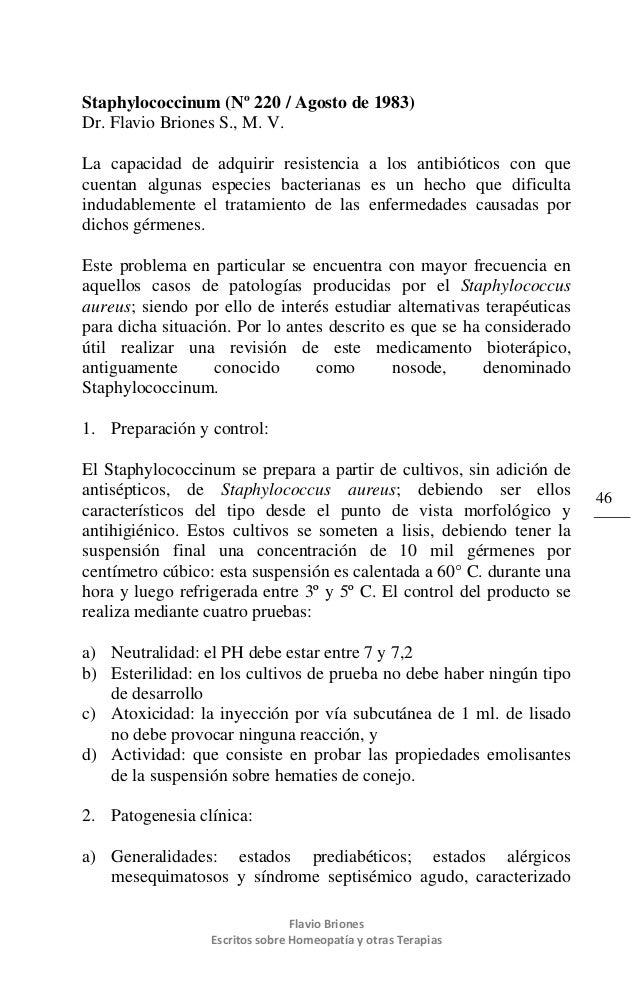 Escritos Sobre Homeopatia Flaviobriones2008
