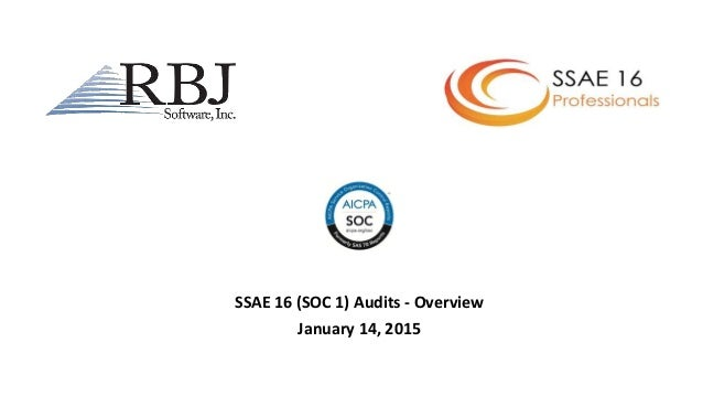 Achieving SSAE 16 Certification