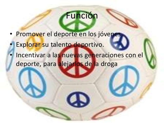Escuela deportiva la paz Slide 2