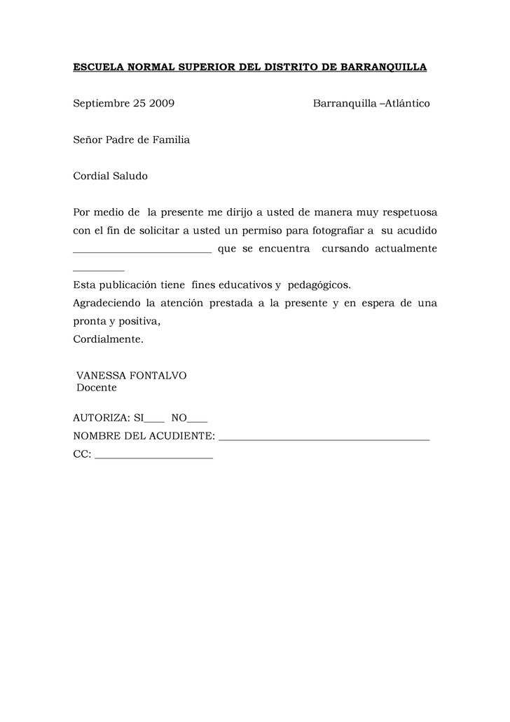 ESCUELA NORMAL SUPERIOR DEL DISTRITO DE BARRANQUILLA   Septiembre 25 2009                             Barranquilla –Atlánt...