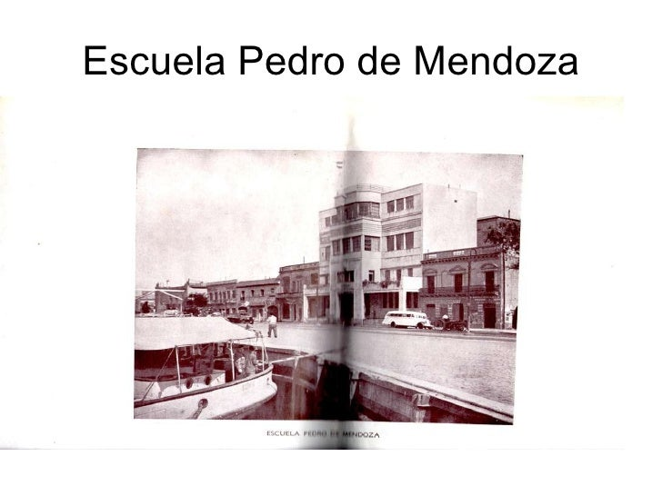 Escuela Pedro de Mendoza