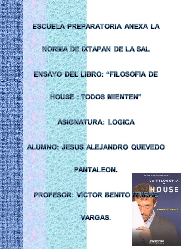 La Filosofia De Dr House Slideshare | Tattoo Design Bild