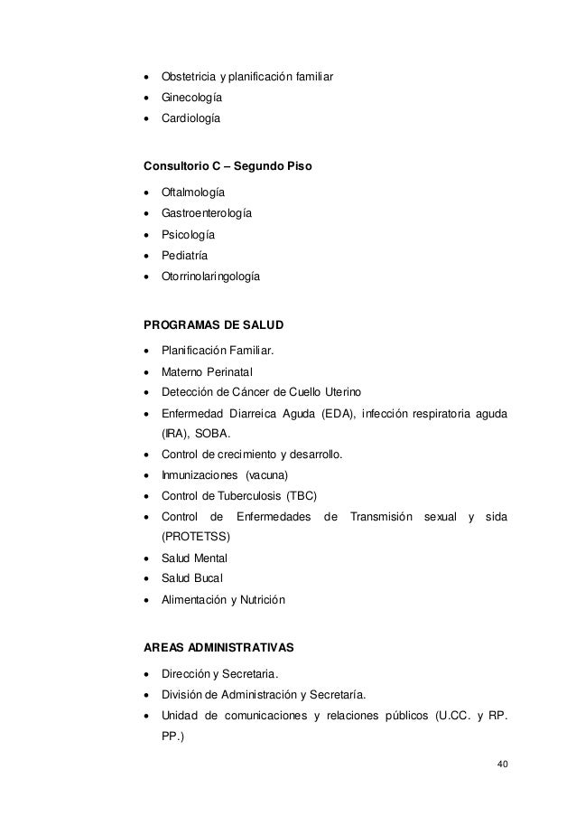 Escuela profesional de enfermeria