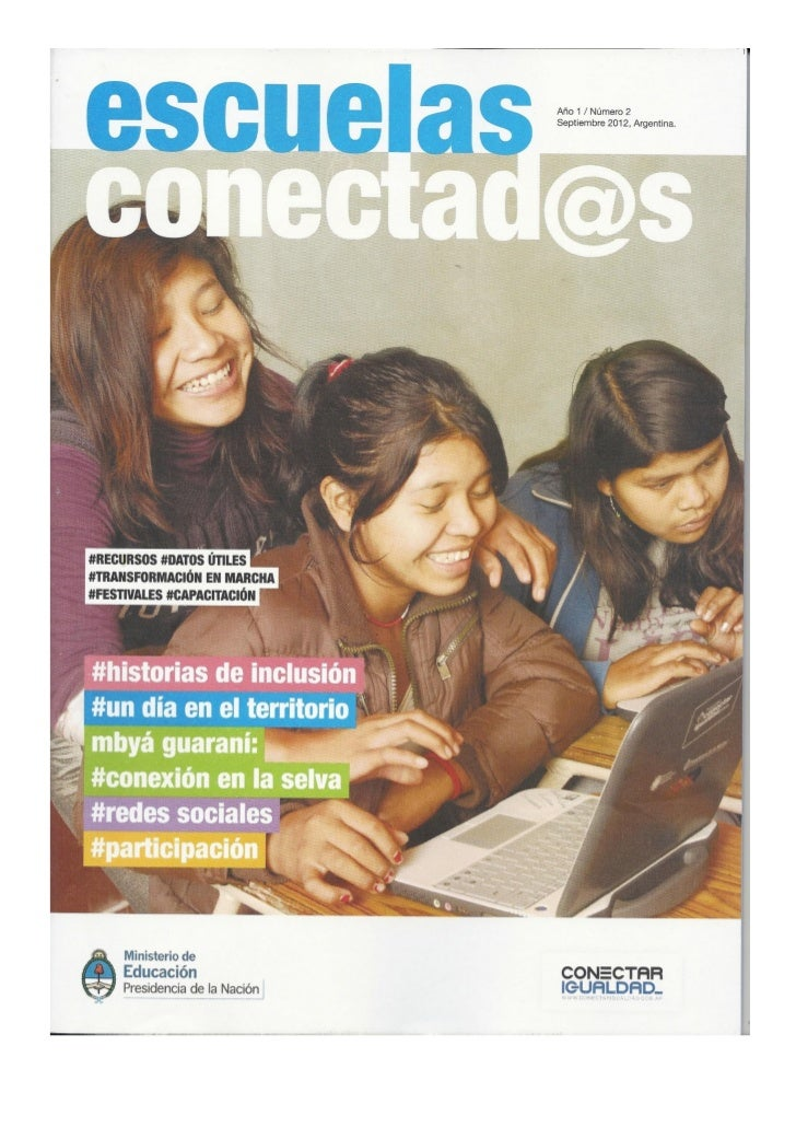 Escuelas  Conectad@s