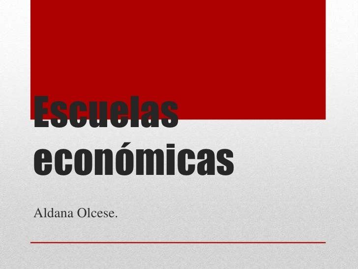 EscuelaseconómicasAldana Olcese.