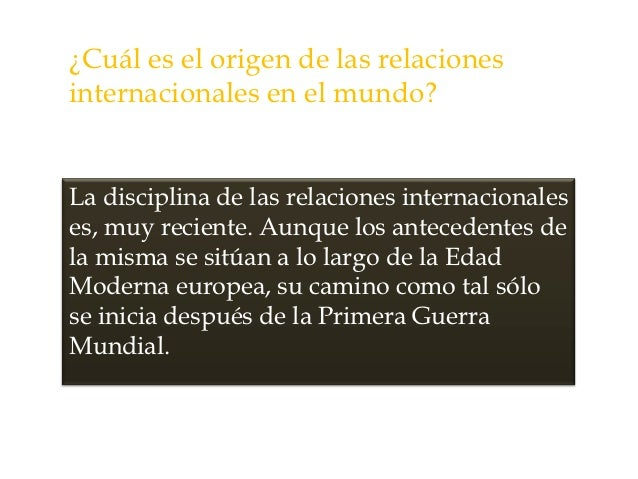 Escuelas teóricas de las Relaciones Internacionales Slide 3