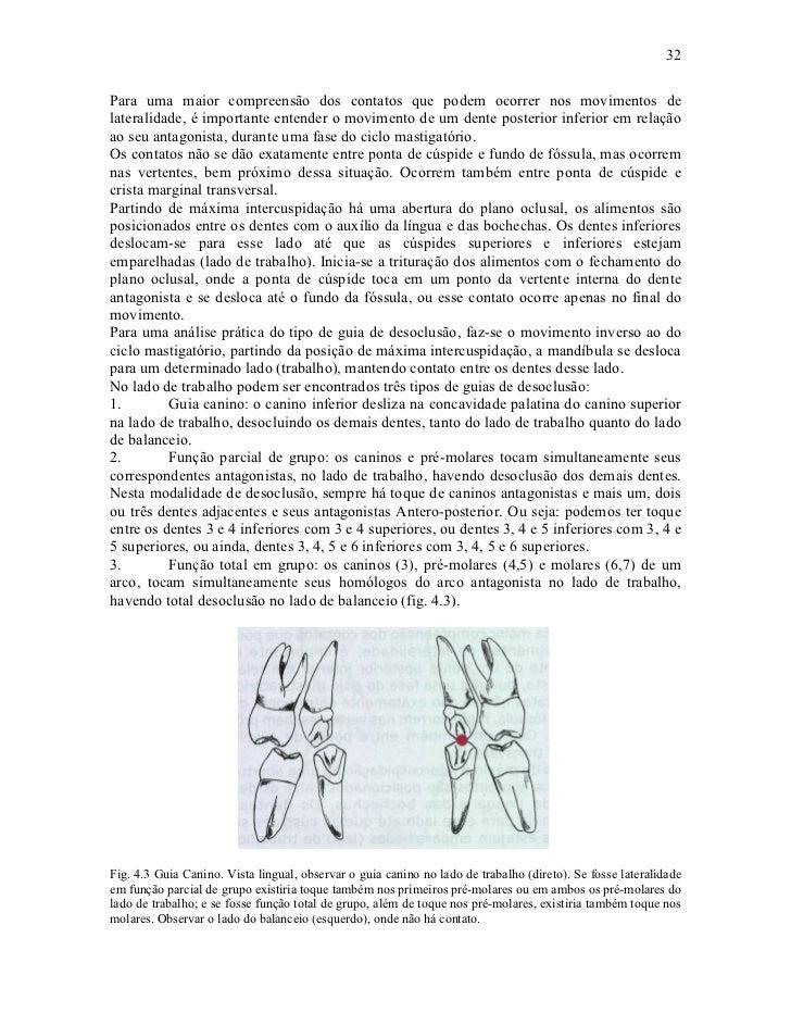 32Para uma maior compreensão dos contatos que podem ocorrer nos movimentos delateralidade, é importante entender o movimen...