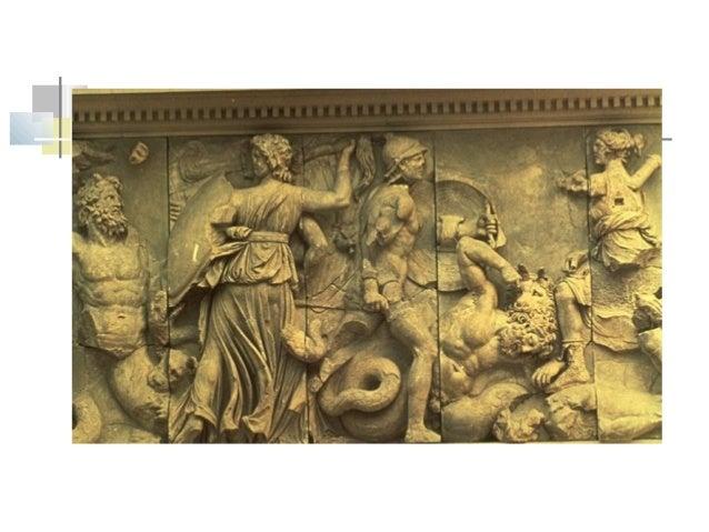 O Gaulês moribundo (século III a.c.)  Esta obra comemora a vitória dos gregos contra os gauleses. No entanto, o adversário...