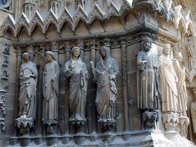 Virgen de la catedral de León