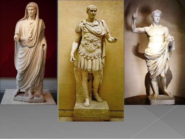 Escultura romana Slide 2