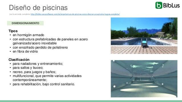 Diseño de piscinas: aquí una guía completa Slide 2