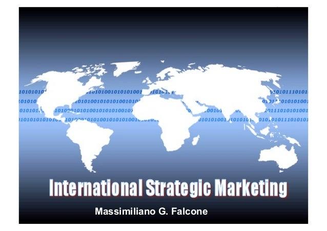 1    Massimiliano G. Falcone         MICRI VI a.a. 2011/2012   Massimiliano G. Falcone