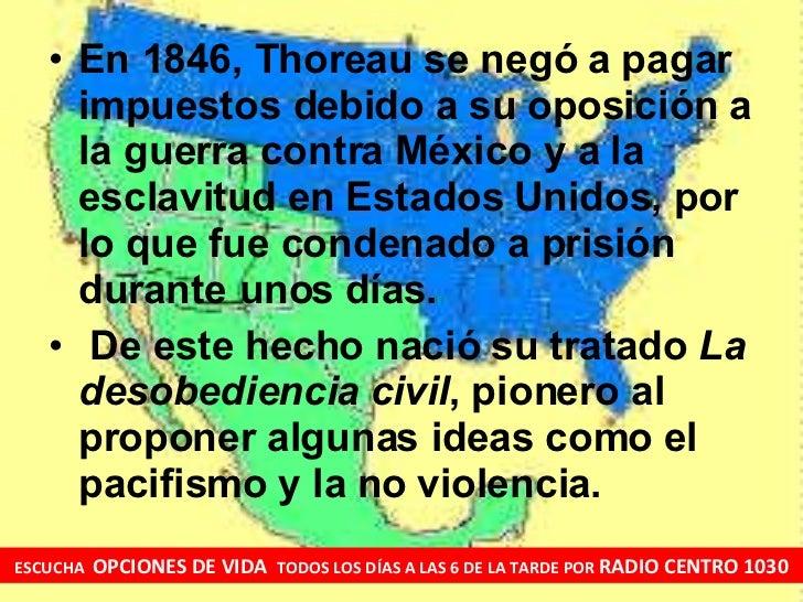 Esencial De Henry Thoreau Slide 3