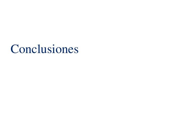 Conclusiones34   Estudio de consumo navideño 2009   © 2011 Deloitte, S.L.