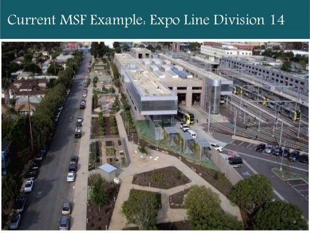 East San Fernando Valley Transit Corridor presentation