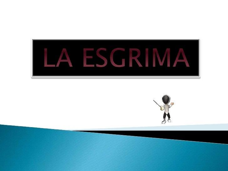º                   APRENDIZAJE DE                       ARMAS         ESGRIMA     INFANTIL                CONSTRUCCIÓN DE...