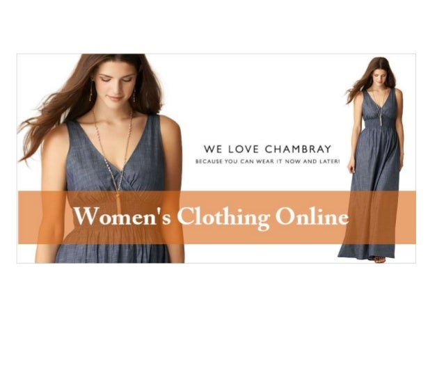 Women Clothing Online Shopping
