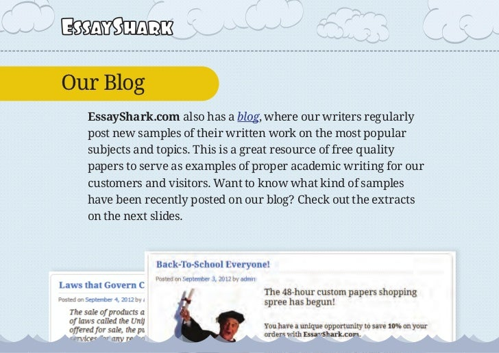 new samples of academic essays on essayshark com blog 3 essaysharkour blog