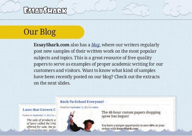 Example causes and effect essay