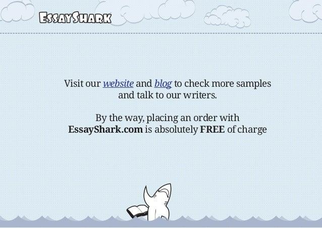 Writers essayshark com