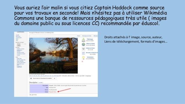 Vous auriez l'air malin si vous citiez Captain Haddock comme source pour vos travaux en seconde! Mais n'hésitez pas à util...