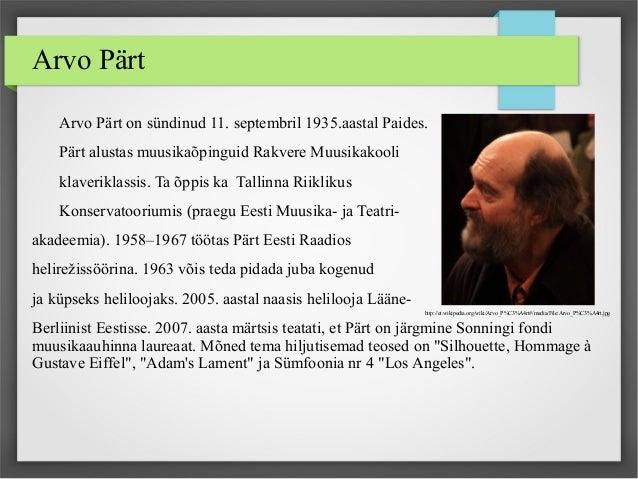 Muusikud Järvamaalt Slide 2