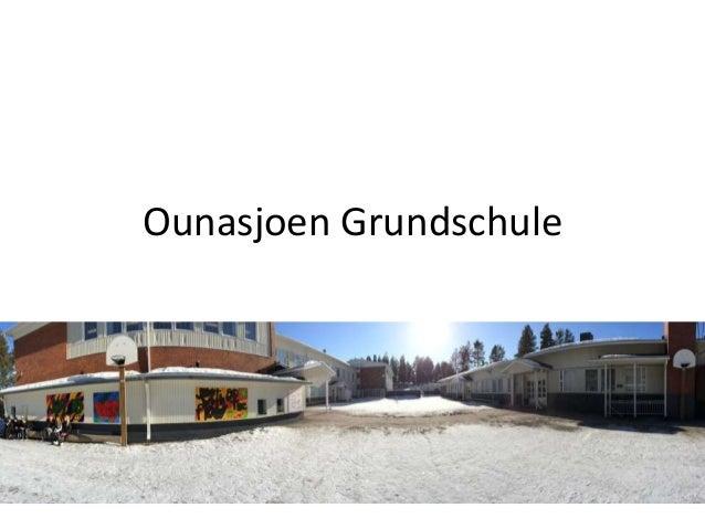 Ounasjoen Grundschule