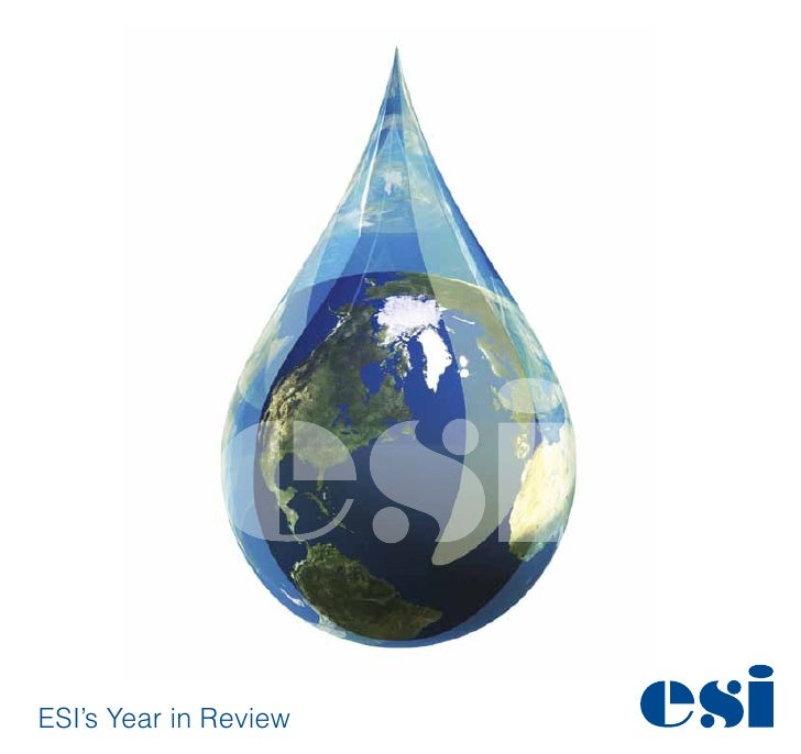 ESI's Year in Review