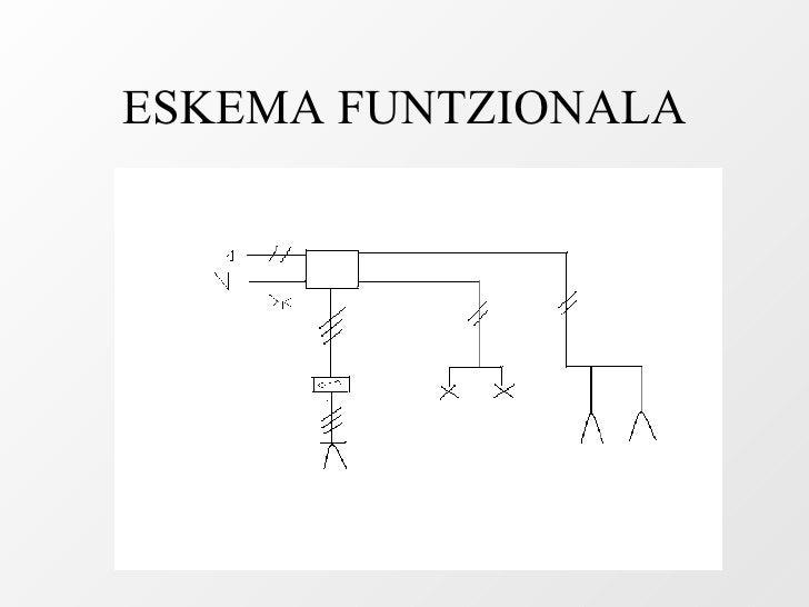 ESKEMA FUNTZIONALA