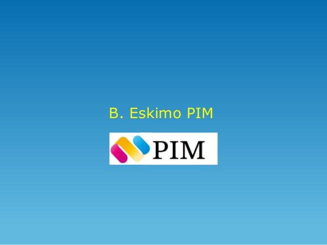 Eskimo PIM'in Felsefesi • Hazırdaki sistemleri değiştirmeden OmniChannel'a geçmenin bir yolu yok mudur? • Eskimo PIM hazır...