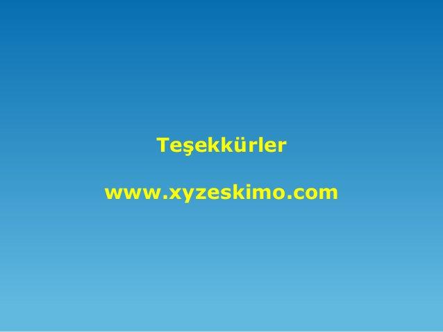 Eskimo, Turkiye'nin ilk OmniChannel Platformu